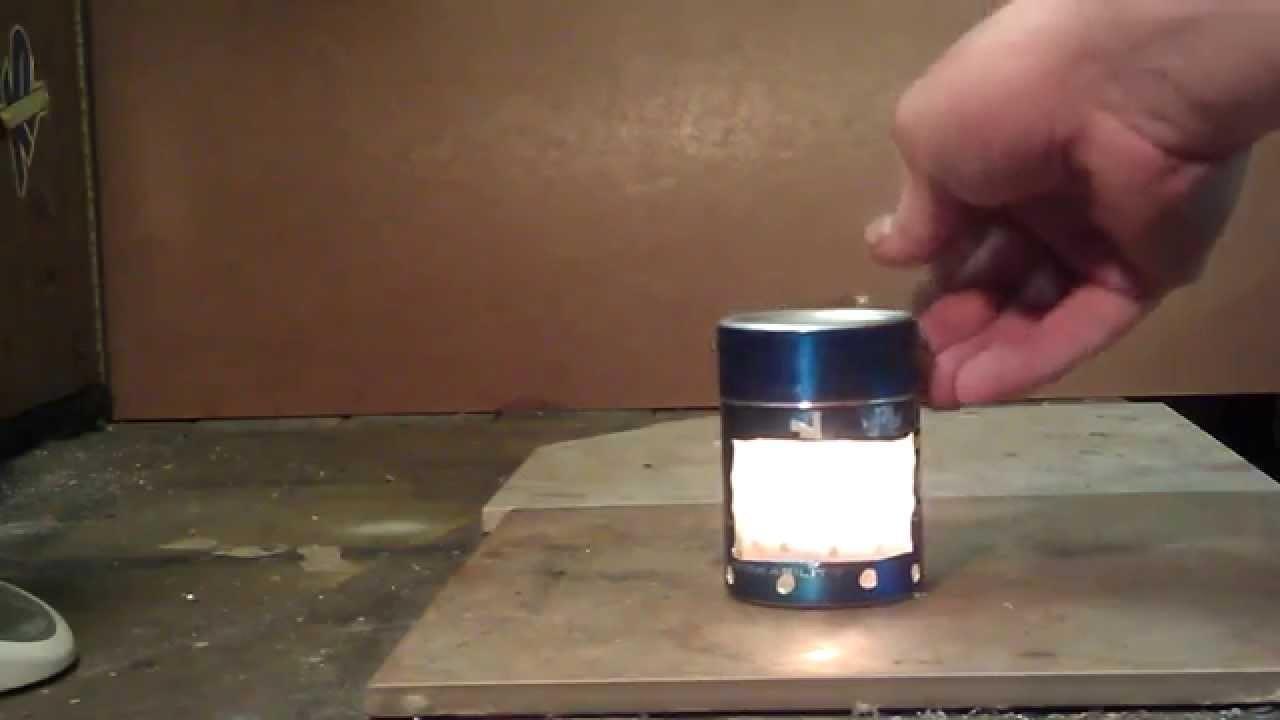 DIY Candle Lantern