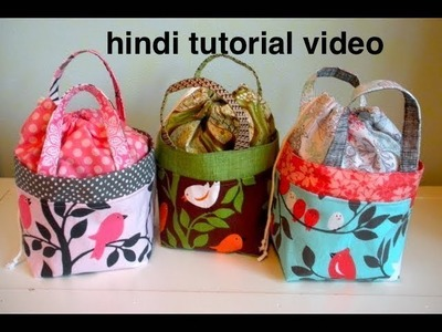 [hindi] how to make lunch box at home, lunch box tutorial