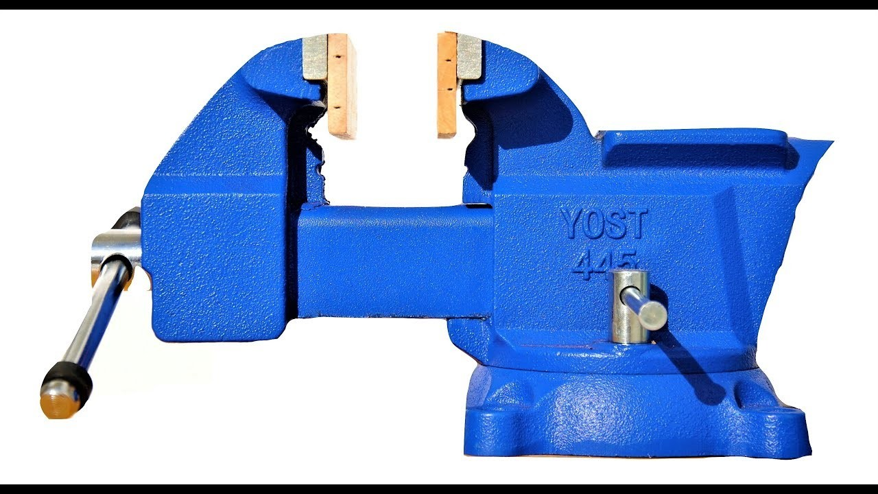 How to Make Magnetic Soft Jaws for Your Bench Vise (w. Scrap Wood)
