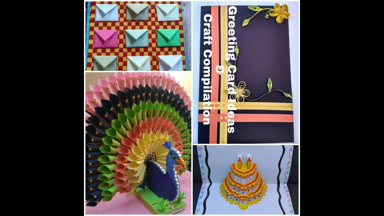 greeting card craft ideas ideas about greeting cards craft compilation new 4583