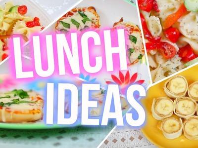 School Lunch Ideas: Quick, Easy, & Delicious!