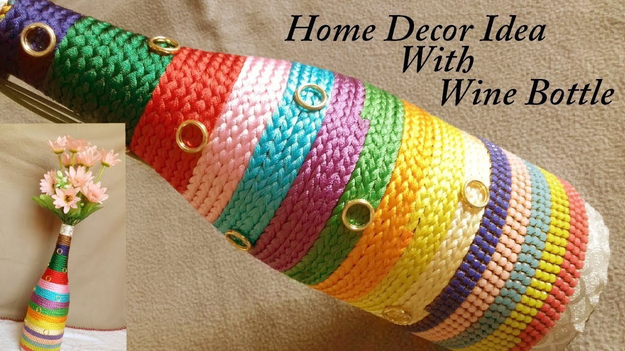 Waste Bottle Craft Ideas Best Out Of Waste Diy Reuse Idea