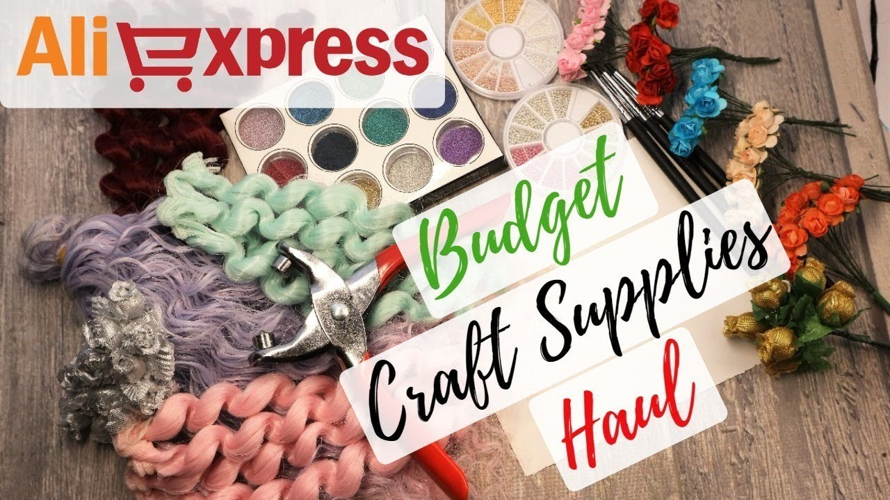 Where to buy cheap craft supplies budget craft supplies for Where to buy cheap craft supplies