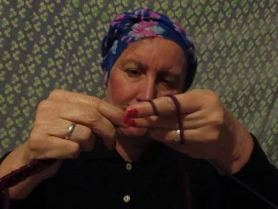 4. Knitting Easy Legwarmers