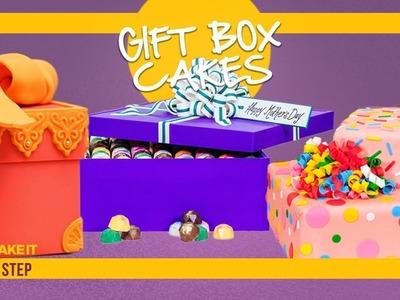 Amazing Gift Cakes Compilation  | Surprise Inside Gift Box Cakes! | How To Cake It | Yolanda Gampp