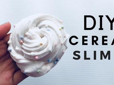 DIY Cereal Slime & GIVEAWAY! (CLOSED)| mishcrafts