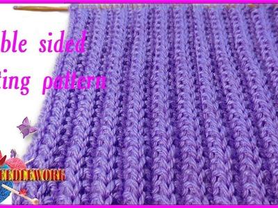 Beginners Tutorial 17 Basic Border Knitting For Beginners To