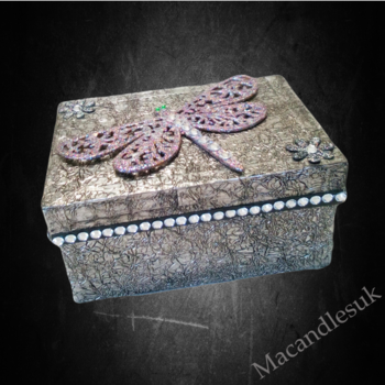 Handmade Jeweller Box