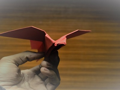 How to make a paper plane with A4(Very Easy)-Glider -Foldings