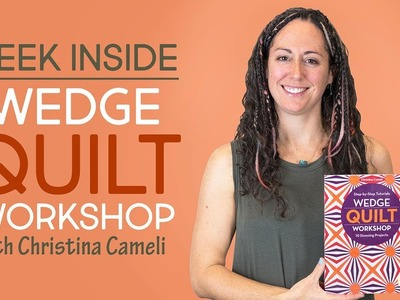 How to Make Bold Quilts with Wedges