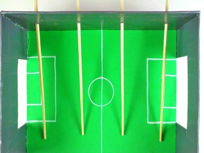 How to Make Football Table for Kids | Clever Toy for Kids