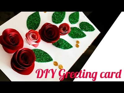 How to make Greeting card New Year & Valentine Day Special.Handmade Greeting card