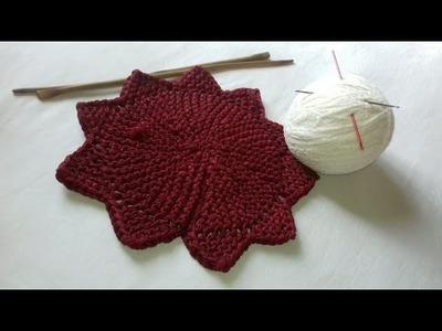 পাপোশ.How to make doormat.recycling cloth.reuse Your old cloth.papos.floormat