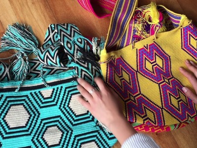 How To Tell The Difference Between Double Thread and Single Thread Wayuu Bags