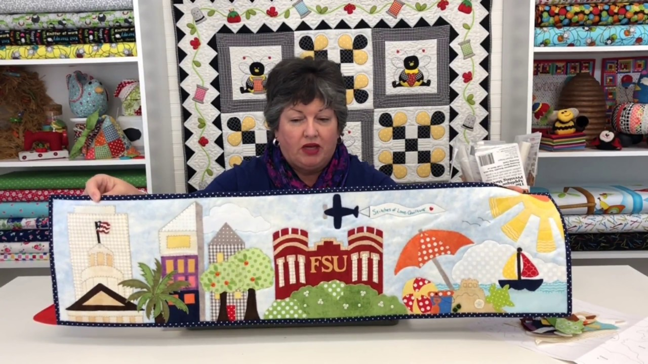 How to Use an Applique Pressing Sheet