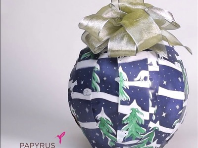 How to Wrap a Ball from PAPYRUS