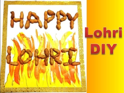 Lohri Decor. Lohri DIY.Lohri Crafts