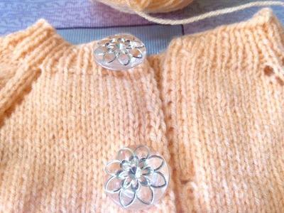 Sweater Knitting Full Tutorial Part 2 | Knitting Beautiful  Design in Hindi