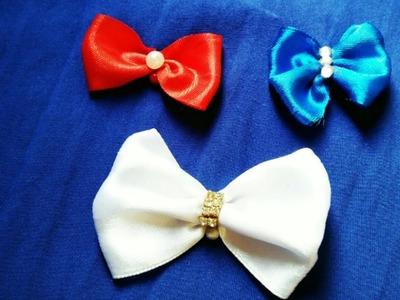 হিজাব পিন।। hijab pin making.DIY how to make hijab pin.bow pin
