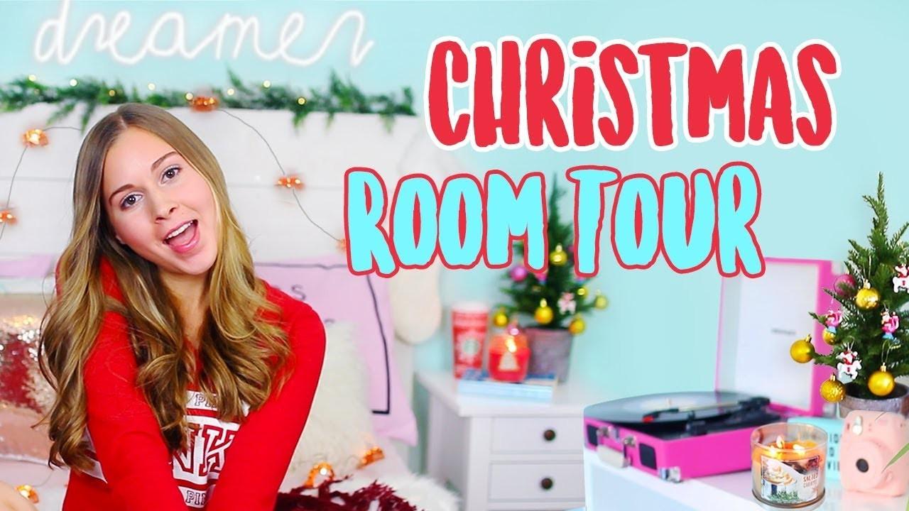 Christmas Room Tour 2017