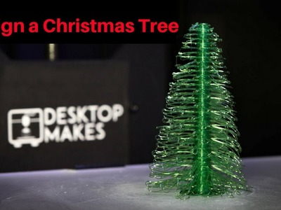 Design a Christmas Tree in Fusion 360