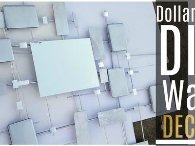 DIY Dollar Tree Designer Wall Decor | DIY Home Decor