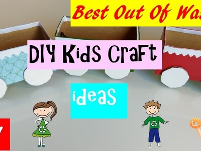 Diy | kids toys from waste | Kids toys you can make yourself | best out of waste craft ideas | kids