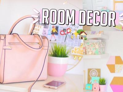 DIY Room Decor for 2018!!    Makeupgirl21
