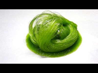 DIY Slime Pressing| Most Satisfying Slime ASMR Video | ASMR | TataMix