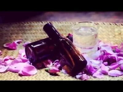 How to handmade Water Rose pure