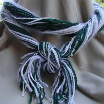 Infinity Yarn Scarves in Multiple Colors