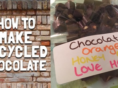 Upcycled Chocolates - Christmas Hamper Ideas - Frugal Gift Tutorial