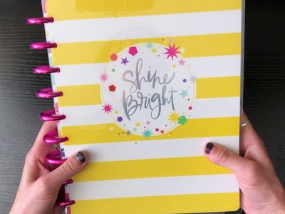2018 Planner Lineup - Happy Planner and Bullet Journal