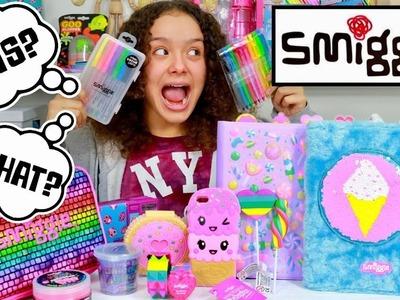 Back to School Giveaway Smiggle Haul Smiggle School Supplies Stationery Giveaway Ambi C Vlog