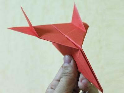 Papier Comment Faire Un Avion En Papier Qui Vole Très Bien Et