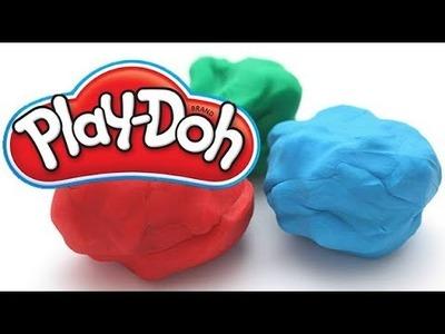 DIY Play Doh! *Fun Kids Playtime* SUPER SOFT - BEST HOMEMADE PLAY DOH!!
