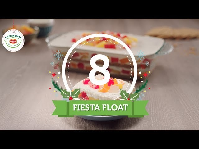 How To Make Fiesta Float