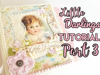 Little Darlings Album Tutorial for CCC Part 3