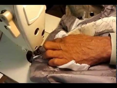 Master Tailoring Tip: How to Narrow a Jacket Shoulder video 2 of 3