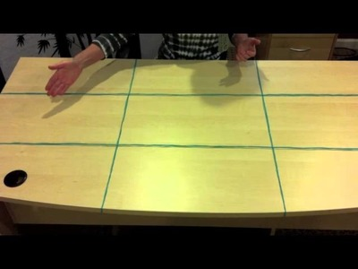 Organize your desk with the Feng Shui Bagua