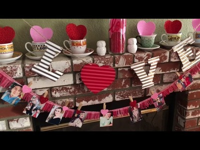 Valentines Home Decor Tour 2018 ❤️????❤️????❤️????