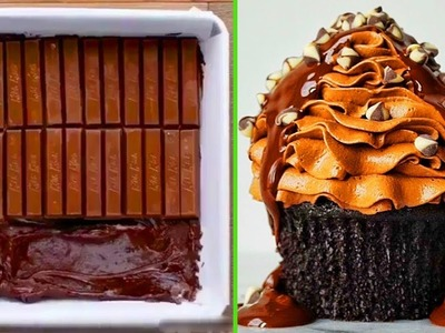Amazing Chocolate Cakes Decorating Ideas Compilation #13 - Best Amazing Cake Decorating Tutorials