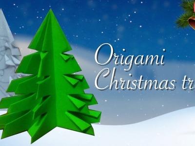 Amazing Christmas Tree Paper Decorative | How to Make a Paper XMas Tree Decor Idea