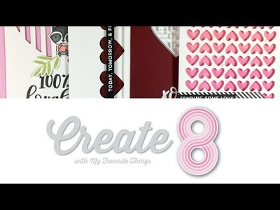 Create8 - January cards Part 2