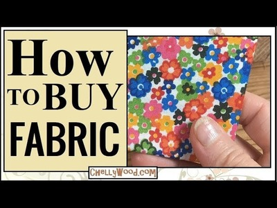Doll Sewing Tips: How to Buy Doll Clothes Fabric