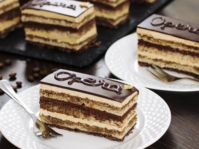 Opera Cake Recipe