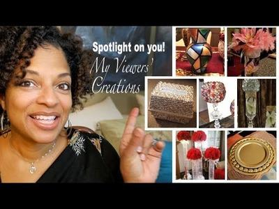 Spotlight On You | My Viewers' Creations