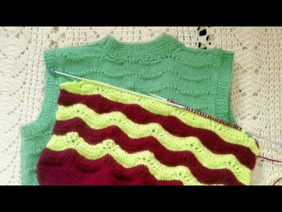 Woollen blouse part 1 # 1