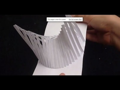 05 How To Make An Amazing Pop Up Card Tutorial