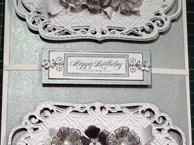 92. Card Tutorial: Out of the Ordinary Faux Gatefold Birthday Card